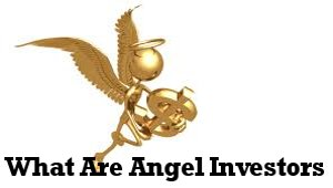 gold investment angel hold a dollar symbol